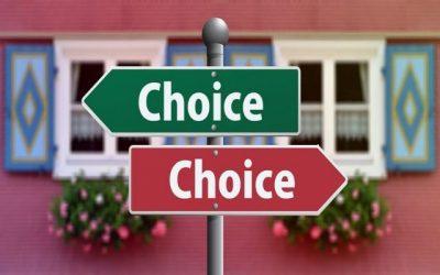 Checklist keuzestress; 10 vragen om jezelf te stellen